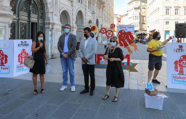 """Presentata """"Maker faire Trieste"""""""